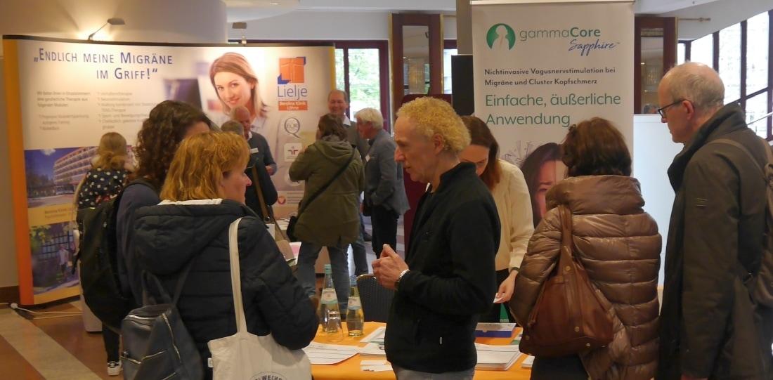Stände Symposium 2019 Köln
