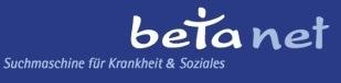 Betanet – Suchmaschine für Krankheit und Soziales