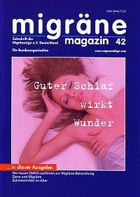 migräne magazin, Heft 42
