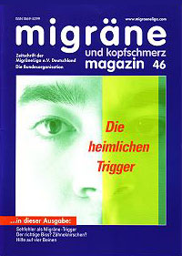 migräne magazin, Heft 46