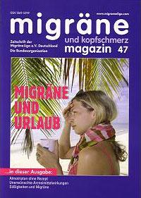 migräne magazin, Heft 47