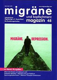 migräne magazin, Heft 48
