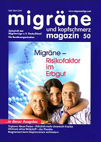 migräne magazin, Heft 50