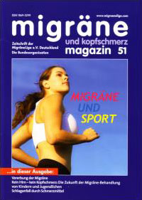 migräne magazin, Heft 51