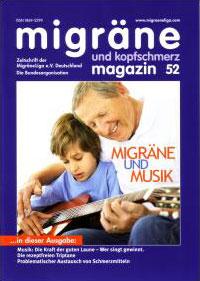 migräne magazin, Heft 52