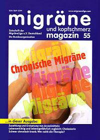 migräne magazin, Heft 55