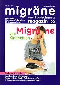 migräne magazin, Heft 56