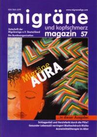 migräne magazin, Heft 57