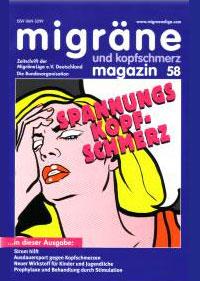 migräne magazin, Heft 58
