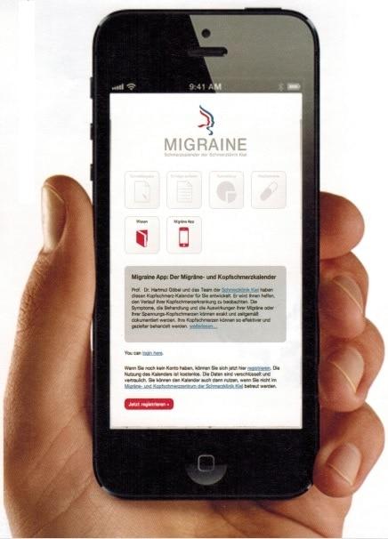 Migräne APP