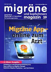 migräne magazin, Heft 59