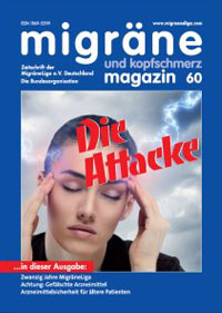 migräne magazin, Heft 60