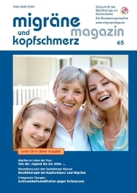 migräne magazin, Heft 65