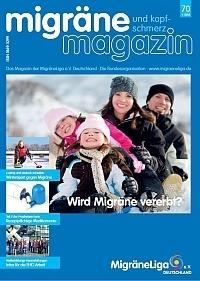 migräne magazin, Heft 70