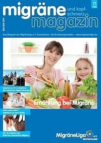 migräne magazin, Heft 71