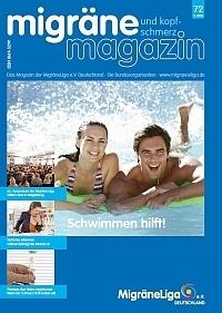 migräne magazin, Heft 72