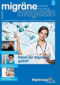 migräne magazin, Heft 73