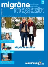 migräne magazin, Heft 74