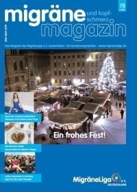migräne magazin, Heft 78