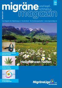 migräne magazin, Heft 79