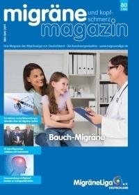 migräne magazin, Heft 80
